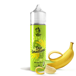 Mix'N'Vap DUO Sensations Banane-Kiwi