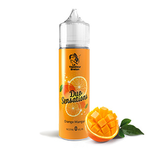 Mix'N'Vap DUO Sensations Orange-Mangue