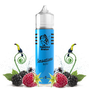 Mix'N'Vap Sensations Bleu