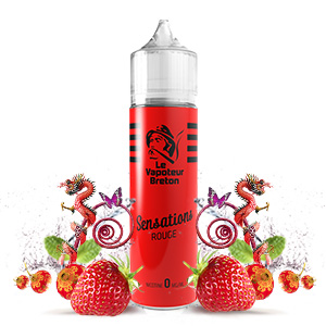 Mix'N'Vap Sensations Rouge